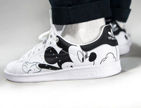 Adidas Stan Smith CNY Disney Mickey Mouse FW2895