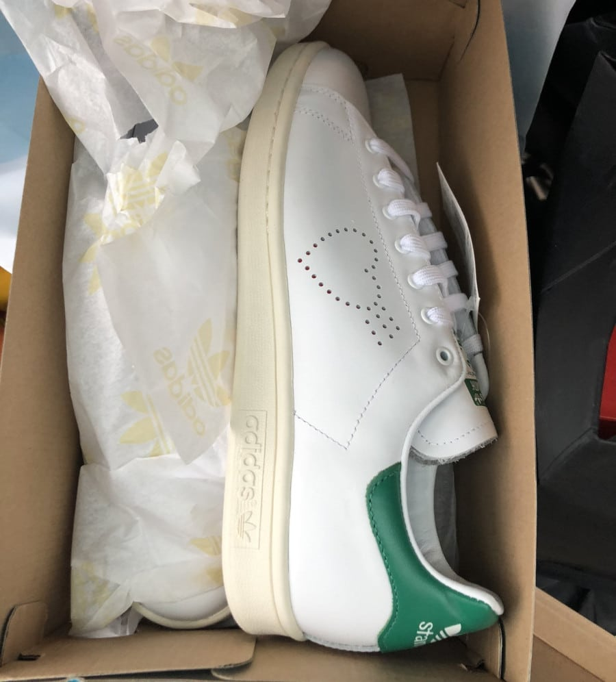 Adidas Stan Smith Human Made Valentine's Day FX4259