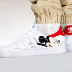 Disney x Adidas Superstar 'Mickey Mouse' (Chinese New Year)