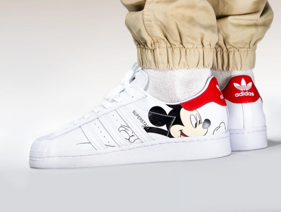 Adidas Superstar CNY Disney Mickey Mouse FW2901