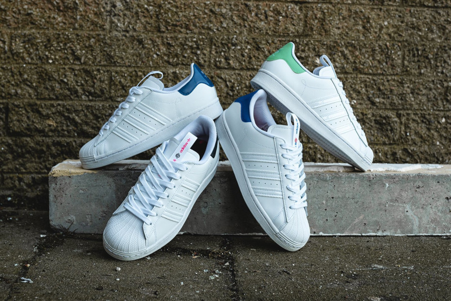 Adidas Superstar Chinese New Year City Pack 2020