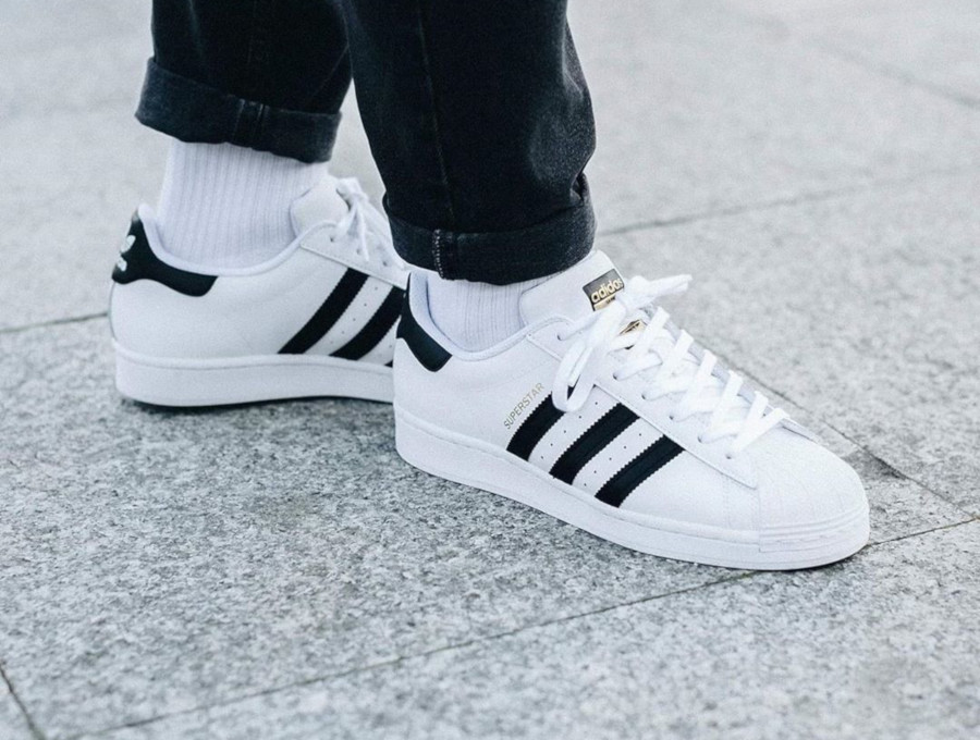 Avis : que vaut la Adidas Superstar OG White Black 50th 2020 ...