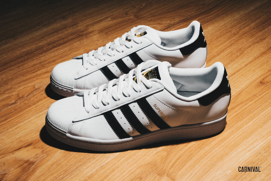 Adidas Superstar OG 'White Black' Retro 2020 (50ème Anniversaire) (4)