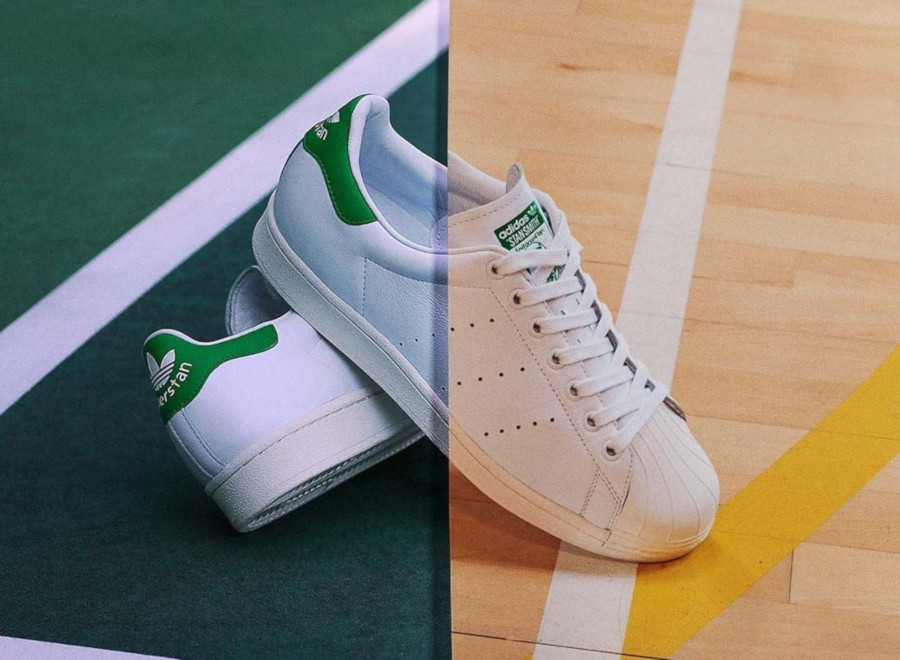 Adidas Superstar Superstan