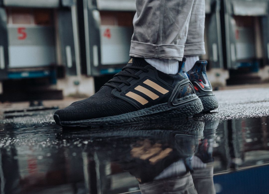 Adidas UltraBoost Chinese New Year Black Gold fw4322 (1)