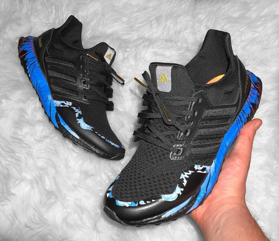 Adidas UltraBoost DNA Chinese New Year Black FW4321