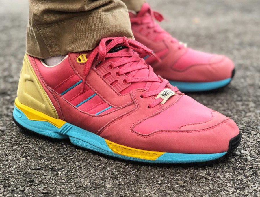 Adidas ZX 8000 Bravo Bliss Pink (Fall of the Wall Pack) - @theamimtabha