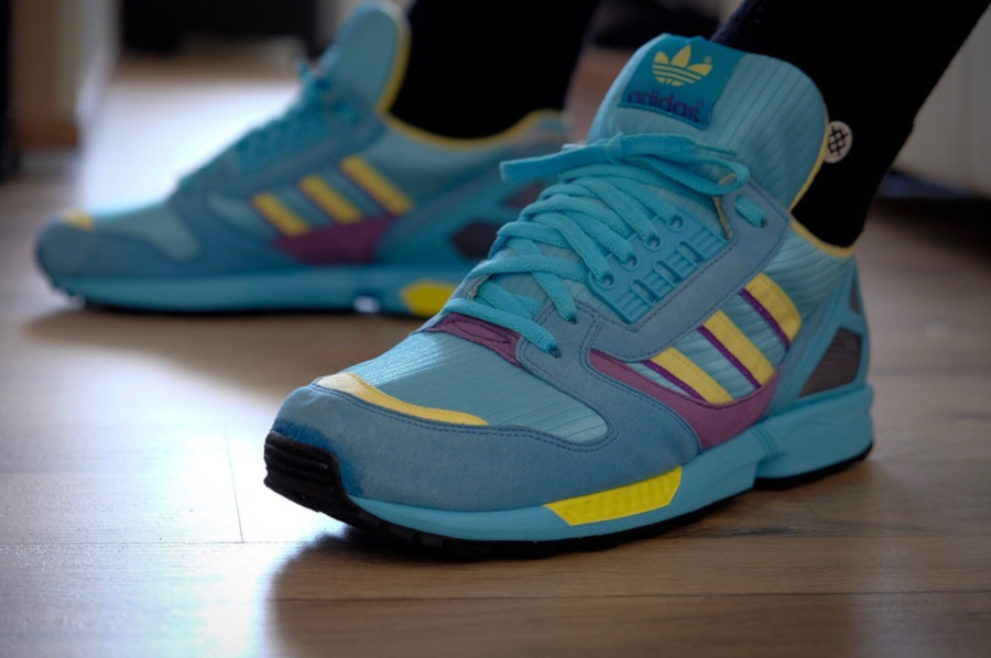 Adidas ZX 8000 C OG Aqua (made in France) - @grahlisimo88