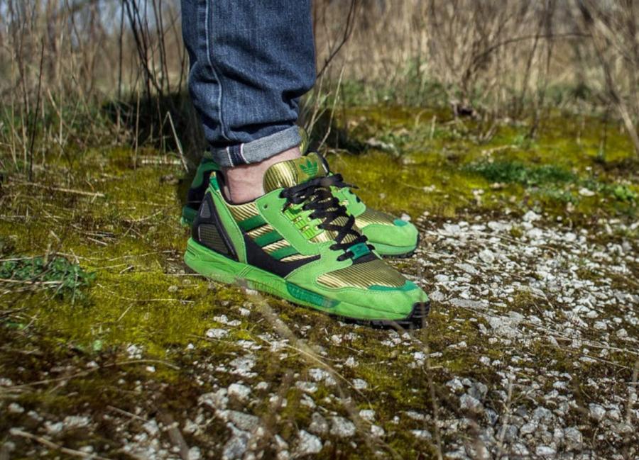 Adidas ZX 8000 Chlorophyll - @adisneaker