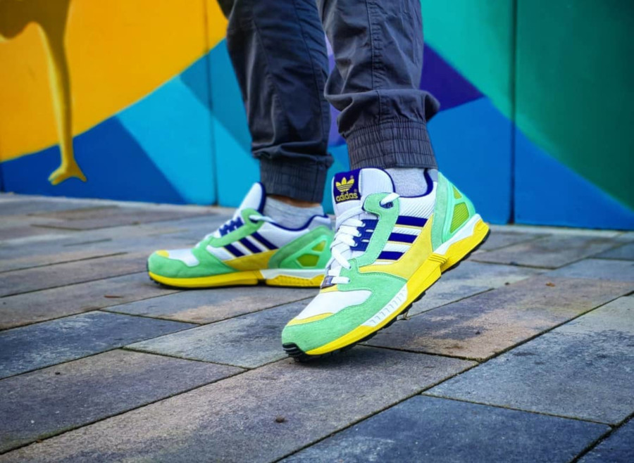 Adidas ZX 8000 Super Green (2011) - @kicksconnec