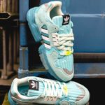 Adidas ZX Torsion 'Light Aqua'