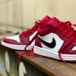 Air Jordan 1 Low 'Noble Red'
