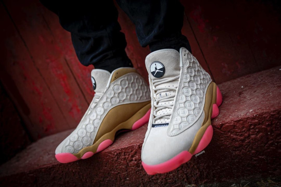 Air Jordan 13 Retro Chinese New Year 2020 (2)