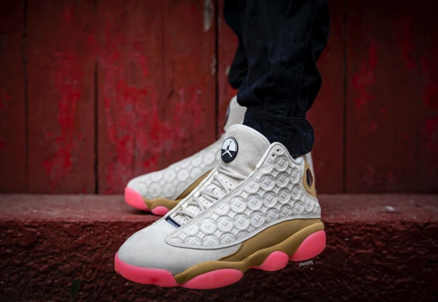 Air Jordan 13 Retro Chinese New Year 2020 (3)