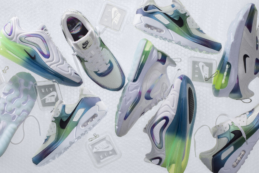Nike Air Max Bubble Pack