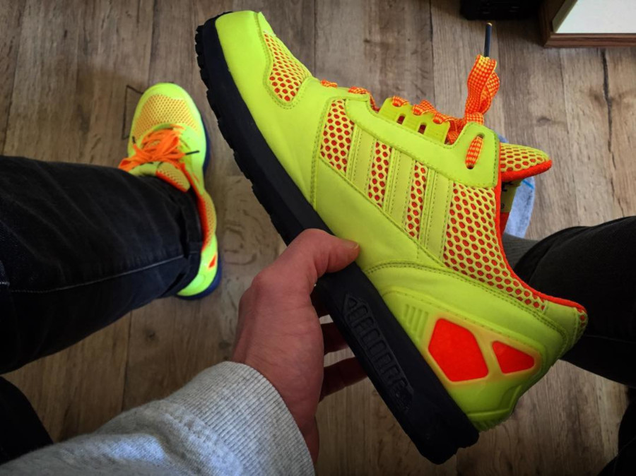 David Beckham x James Bond x Adidas ZX 8000 Electric Yellow - @grahlisimo88