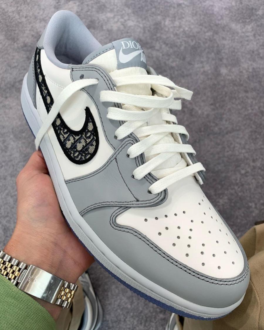 Dior x Air Jordan 1 Retro Low - @_thibo