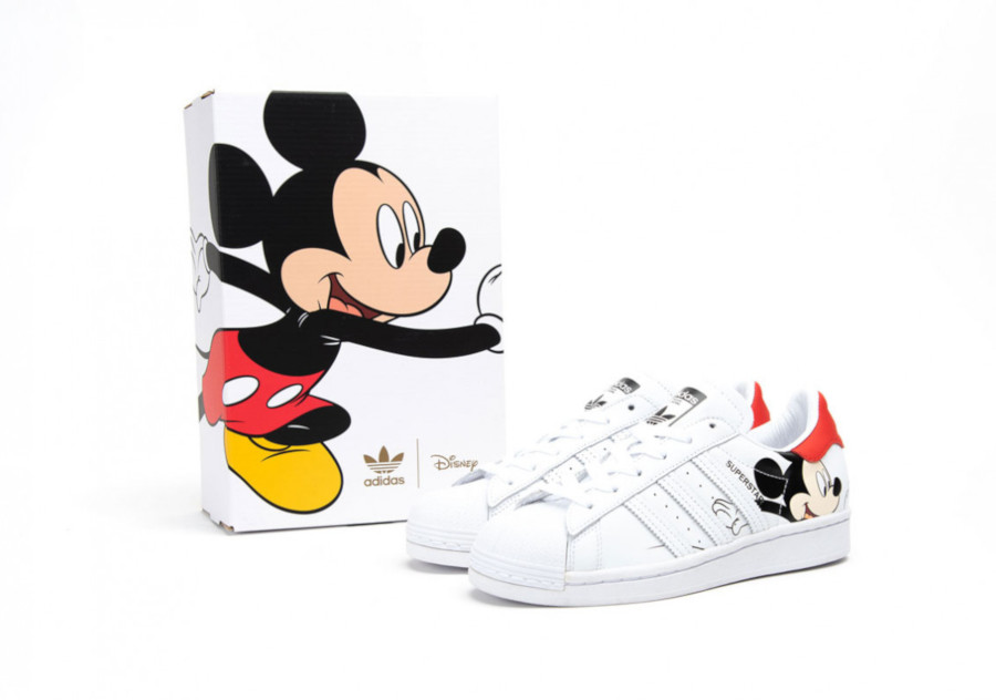 Avis : que vaut la Adidas Superstar CNY Disney Mickey Mouse
