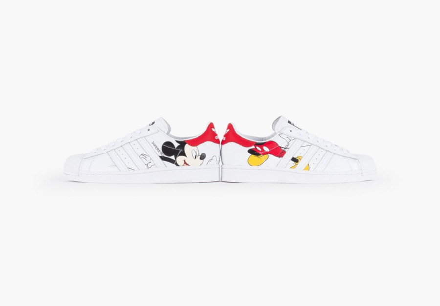 Disney x Adidas Superstar 'Mickey Mouse' (Chinese New Year) (3)