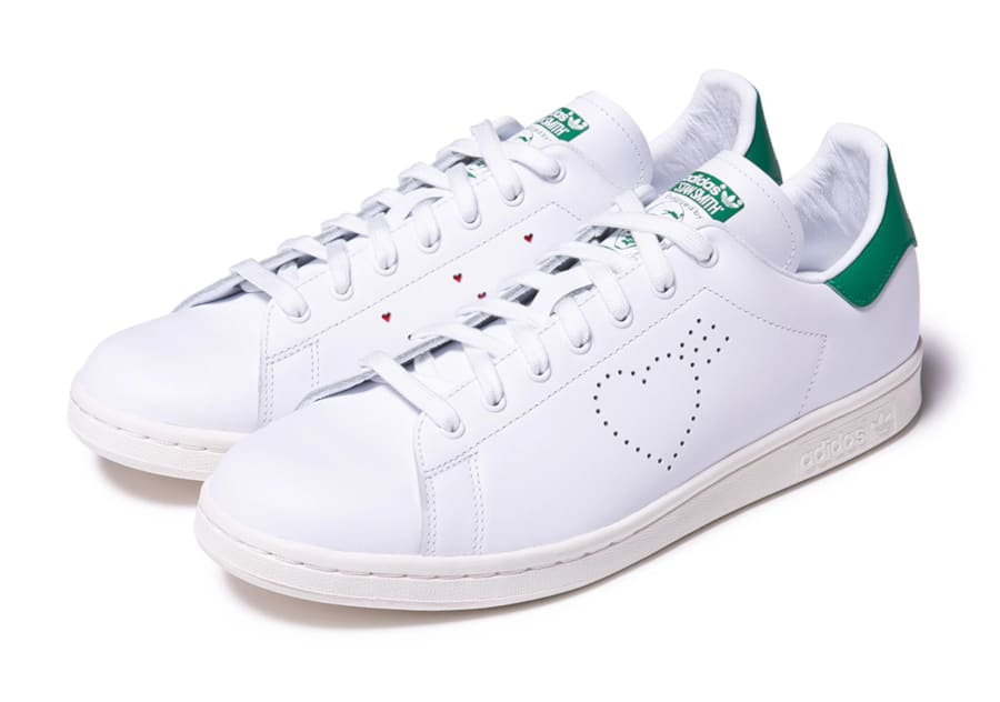 Human Made x Adidas Stan Smith OG 'Hearts' (Valentine's Day) (0)
