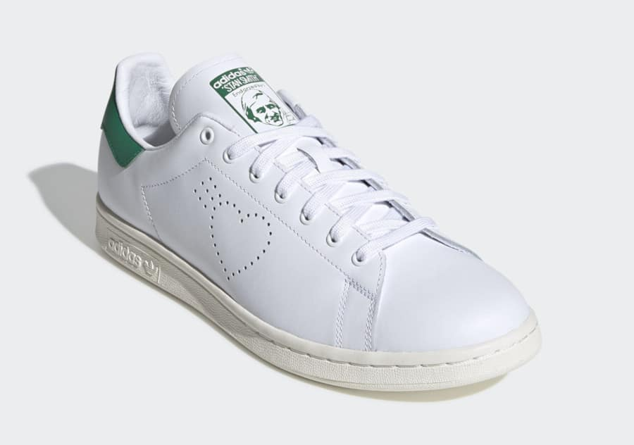 Human Made x Adidas Stan Smith OG 'Hearts' (Valentine's Day) (1)