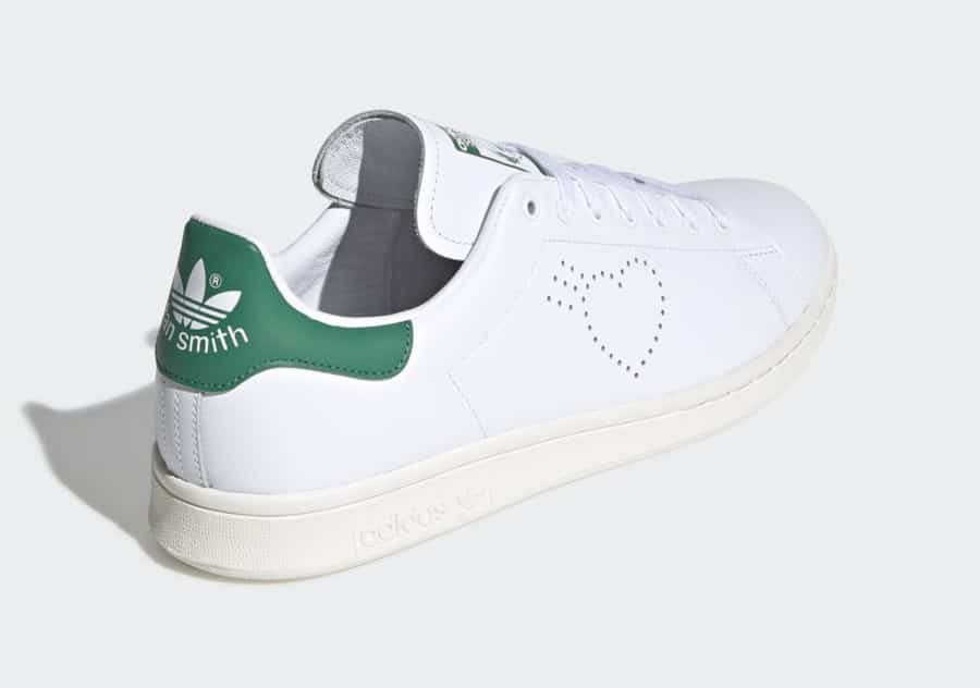 Human Made x Adidas Stan Smith OG 'Hearts' (Valentine's Day) (2)
