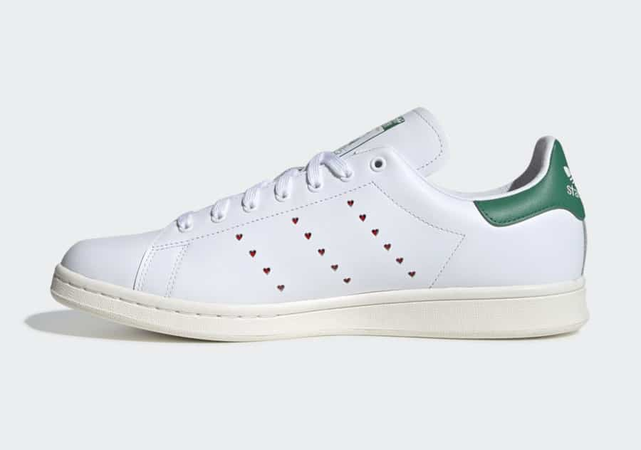 Human Made x Adidas Stan Smith OG 'Hearts' (Valentine's Day) (3)