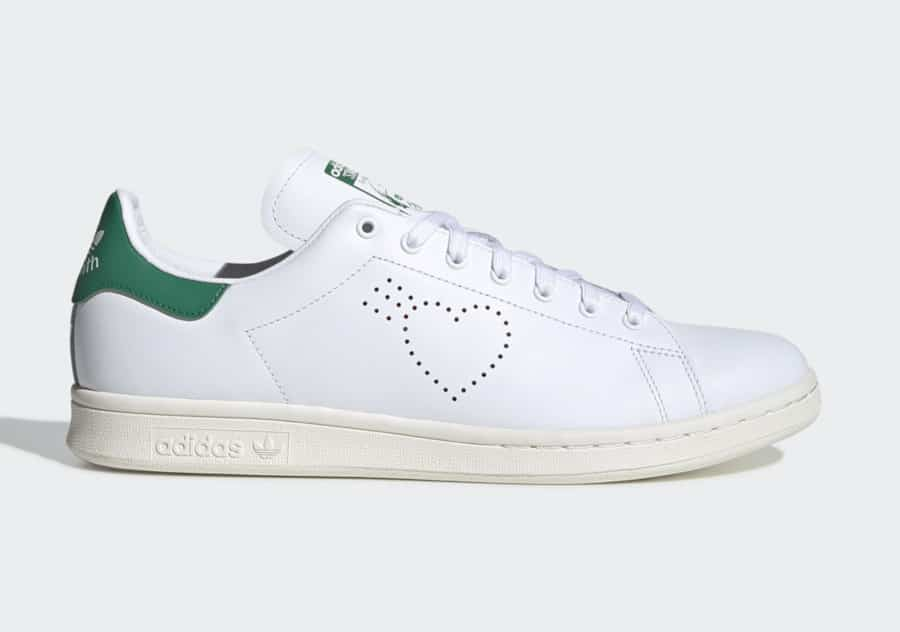 Human Made x Adidas Stan Smith OG 'Hearts' (Valentine's Day) (4)