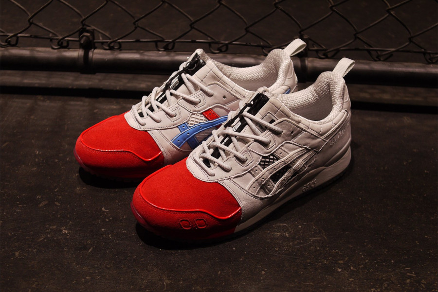 Mita Sneakers x Asics Gel Lyte 3 Trico 2020