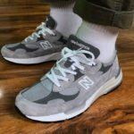 New Balance 992 OG Grey White Retro 2020 (made in US)
