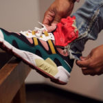 New Balance 850 'Faded Cedar Mirage Green'