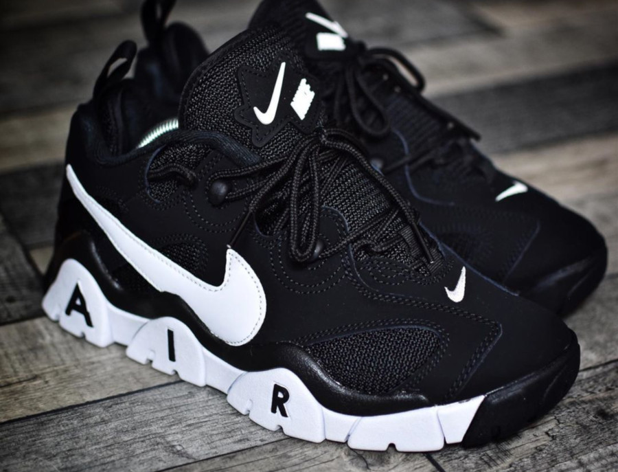 Avis : que vaut la Nike Air Barrage Low OG Black White 2020