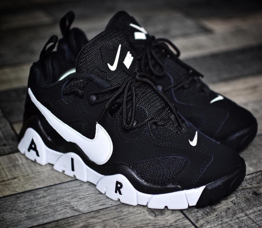 Nike Air Barrage Low OG Black White 2020 CD7510