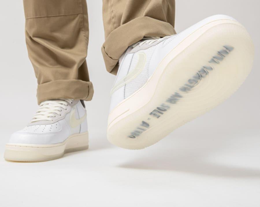 Nike Air Force 1 '07 LV8 DNA White CV3040-100 (1)