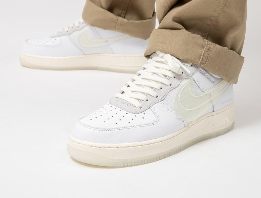Nike Air Force 1 '07 LV8 DNA White CV3040-100 (2)