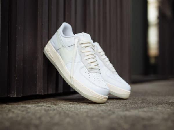 Nike Air Force 1 '07 LV8 DNA 'White' (Full Length Air Sole - A1180) (1)