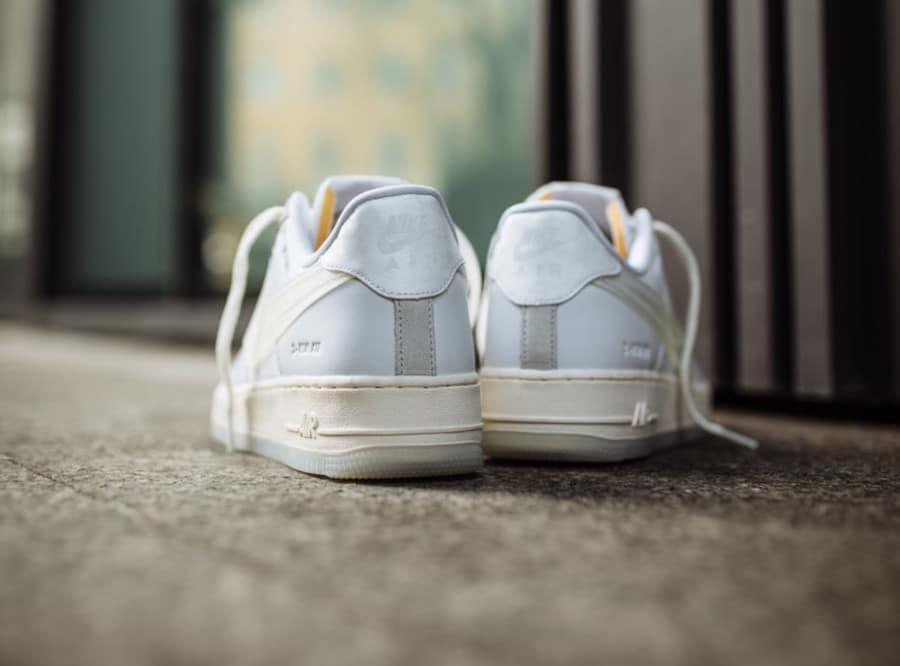 Nike Air Force 1 '07 LV8 DNA 'White' (Full Length Air Sole - A1180) (2)