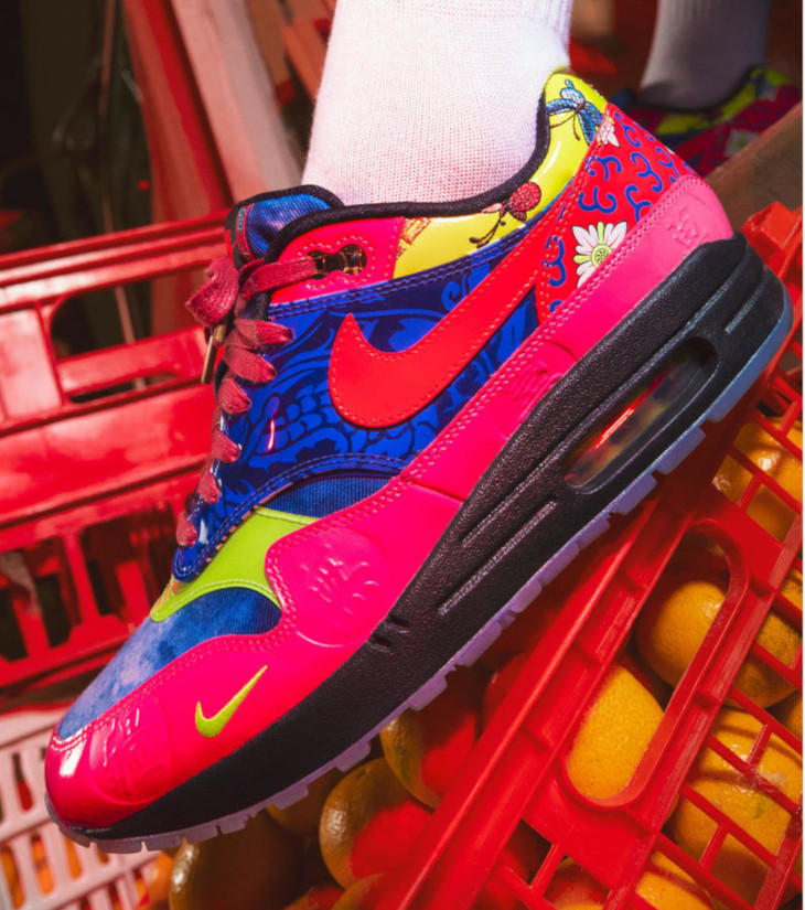 Nike Air Max 1 CNY 2020 (exclusivité Asie)