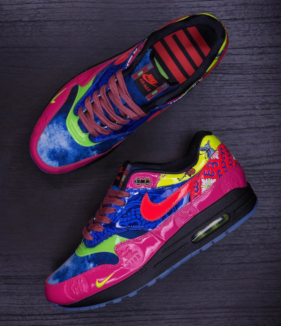 Nike Air Max 1 Premium Chinese New Year 2020 (Year of the Rat) (3)