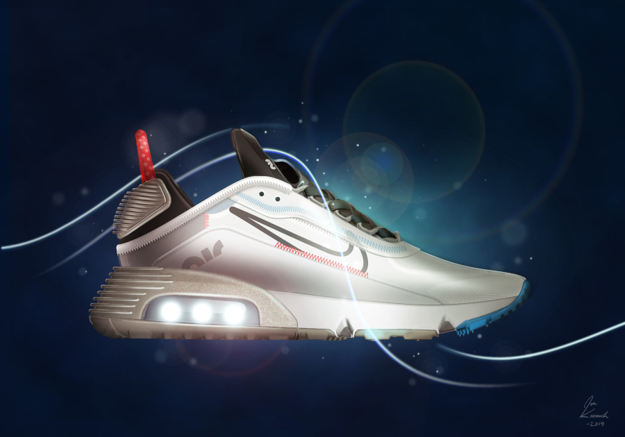 Nike Air Max 2090 sortie mars 2020