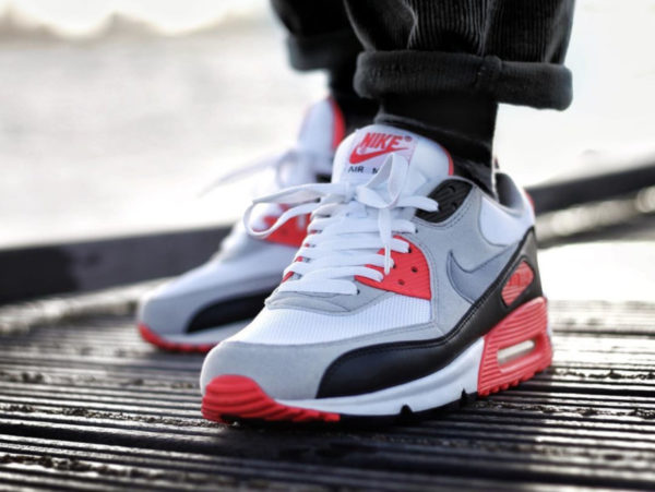 Nike Air Max 90 OG Infrared - @pansolo