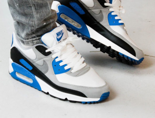 Nike Air Max 90 OG Recraft Hyper Royal CD0881-102 (couv)