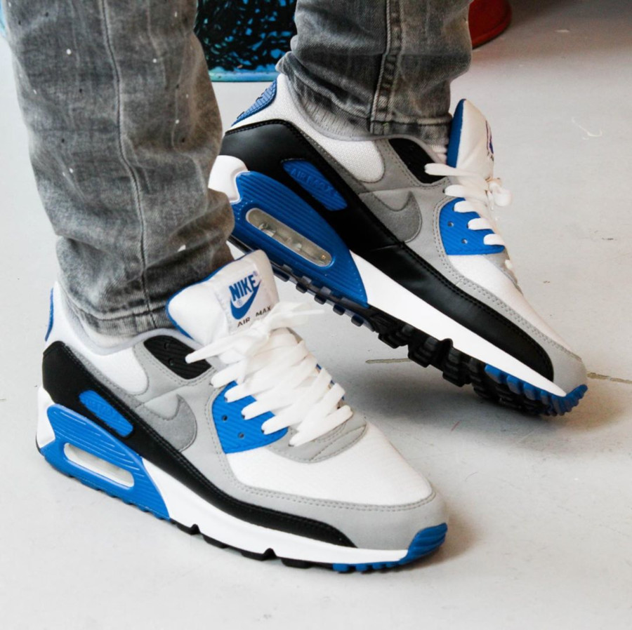 Nike Air Max 90 OG Recraft Hyper Royal CD0881-102