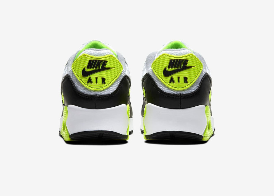 Nike Air Max 90 'Particle Grey Volt' (30th Anniversary) (1)