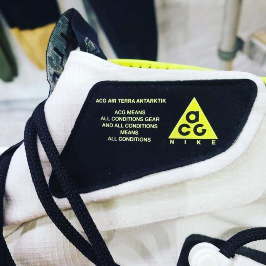Nike Air Terra Antarktik ACG Gore Tex 'Summit White University Gold' (1)