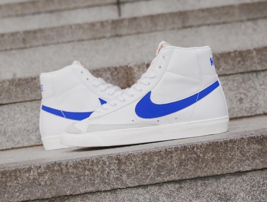 Avis : que vaut la Nike Blazer Mid '77 VNTG Racer Blue