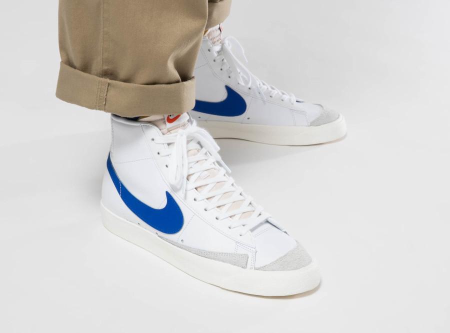 Nike-Blazer-Mid-77-Vintage-2020-White-Racer-Blue-2