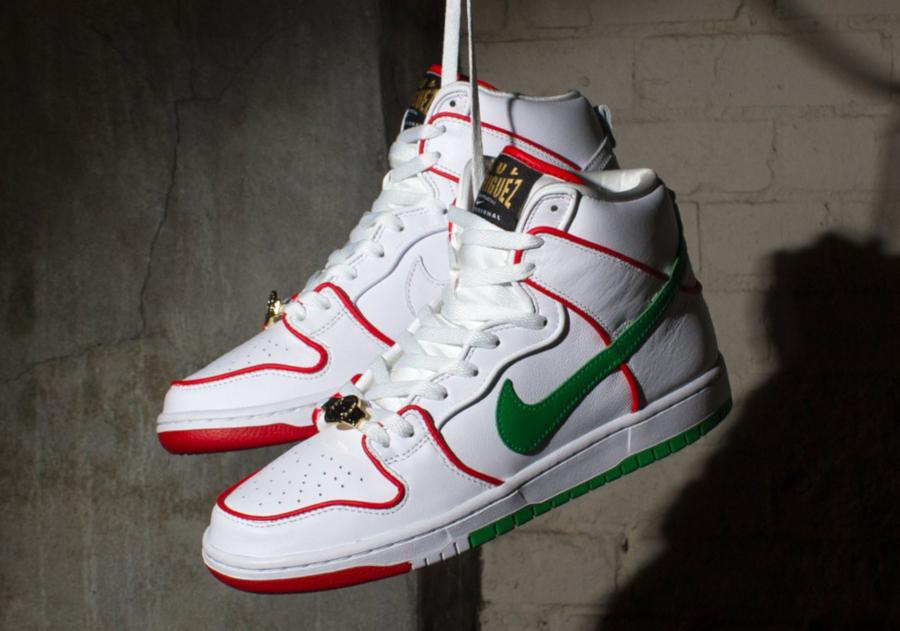 Nike Dunk High Pro SB Paul Rodriguez