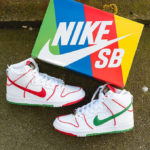 Paul Rodriguez x Nike SB Dunk High Pro 'Mexican Boxing'