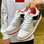 Nike SB Dunk Low Pro ISO 'Infrared' (Orange Label)